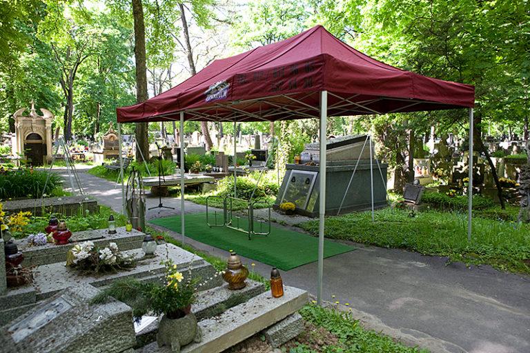 Sprawdzony na rynku zakład pogrzebowy