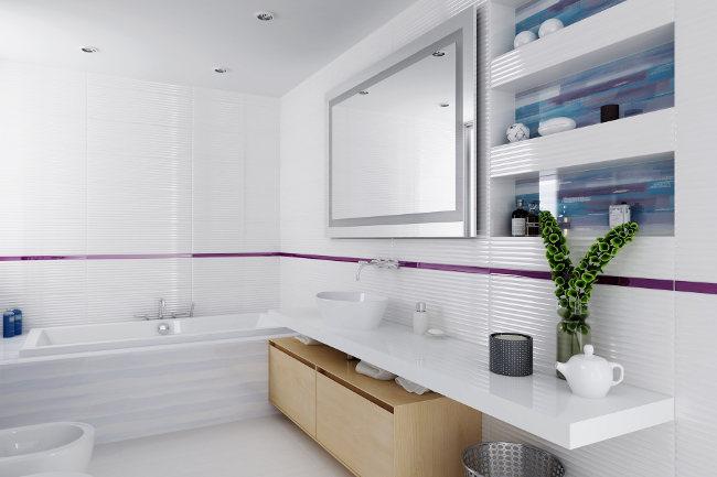 Płytki łazienkowe- jakie wybrać?