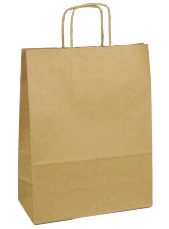 Zalety pakowania produktów w papierowe torby
